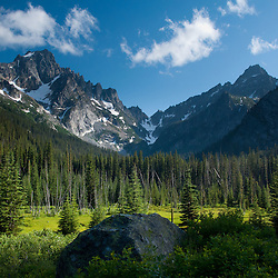 Alpine Lakes Wilderness, Mt. Baker-Snoqualmie National Forest, Washington, US