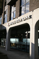 State-owned Anglo Irish Bank on St Stephens Green in Dublin currently in the news for the government's financial  bailout