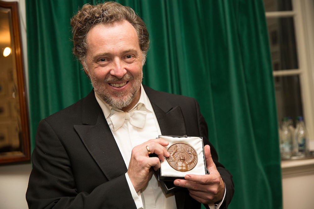 Christian Gerhaher receives the Wigmore Medal