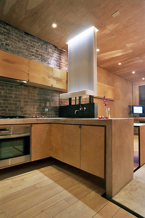 Kitchen, Residence, New York City.