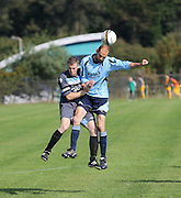 Riverside CSC (light blue) v Thomsons Academicals (grey) - Dundee Saturday Morning Football League<br /> <br />  - &copy; David Young - www.davidyoungphoto.co.uk - email: davidyoungphoto@gmail.com