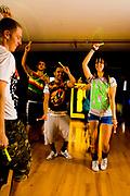Gymbox, St Martins Lane, London. 12/11/07 <br /> © Naki Kouyioumtzis