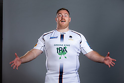 Conor Carey of Worcester Warriors - Mandatory by-line: Robbie Stephenson/JMP - 21/08/2019 - RUGBY - Sixways Stadium - Worcester, England - Worcester Warriors Media Day