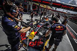 July 28, 2018 - Budapest, Hungary - Motorsports: FIA Formula One World Championship 2018, Grand Prix of Hungary, .#3 Daniel Ricciardo (AUS, Aston Martin Red Bull Racing) (Credit Image: © Hoch Zwei via ZUMA Wire)