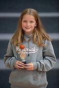 Eastern Mavericks u12 Girls Div 2 MVP Brooke Goslett
