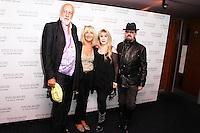 Mick Fleetwod, Christine McVie, Stevie Nicks & Dave Stewart, Stevie Nicks: In Your Dreams - Screening, Curzon Mayfair, London UK, 16 September 2013, (Photo by Brett D. Cove)