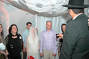 Jewish wedding, Israel, May, 2006