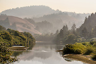 Russian River, Jenner, California