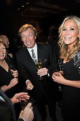 NIGEL LYTHGOE at the BAFTA Nominees party 2011 held at Asprey, 167 New Bond Street, London on 12th February 2011.