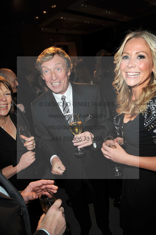 NIGEL LYTHGOE at the BAFTA Nominees party 2011 held at Asprey, 167 New Bond Street, London on 12th February 2011.