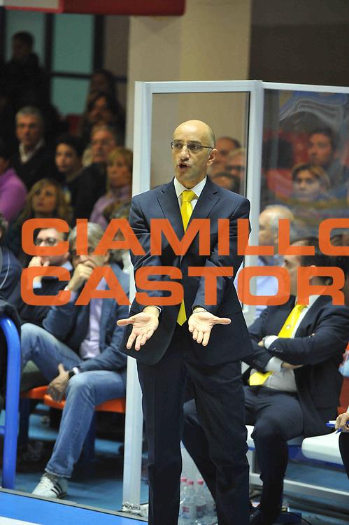 Brindisi 23.12.2015<br /> Basket Serie A - 13 giornata andata<br /> Enel Brindisi - Manital Torino<br /> <br /> Nella foto: Francesco Vitucci<br /> <br /> FOTO CIAMILLO