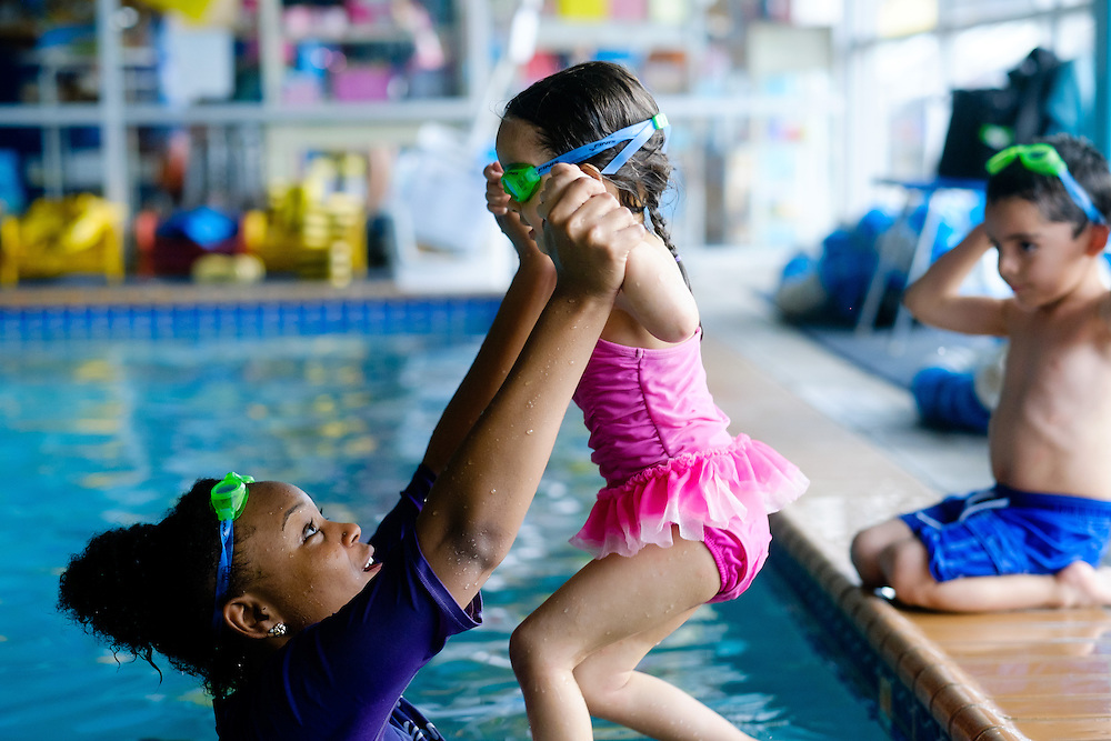 Love to Swim School photos taken Tuesday, May 19, 2015 in San Antonio. <br /> (Photo&copy;Bahram Mark Sobhani)