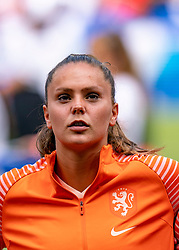 07-07-2019 FRA: Final USA - Netherlands, Lyon<br /> FIFA Women's World Cup France final match between United States of America and Netherlands at Parc Olympique Lyonnais. USA won 2-0 / Lieke Martens #11 of the Netherlands
