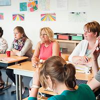 leraren-vergadering