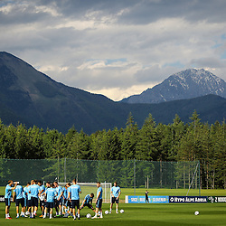 20160526: SLO, Football - Practice session of Slovenian National Team before game against Sweden