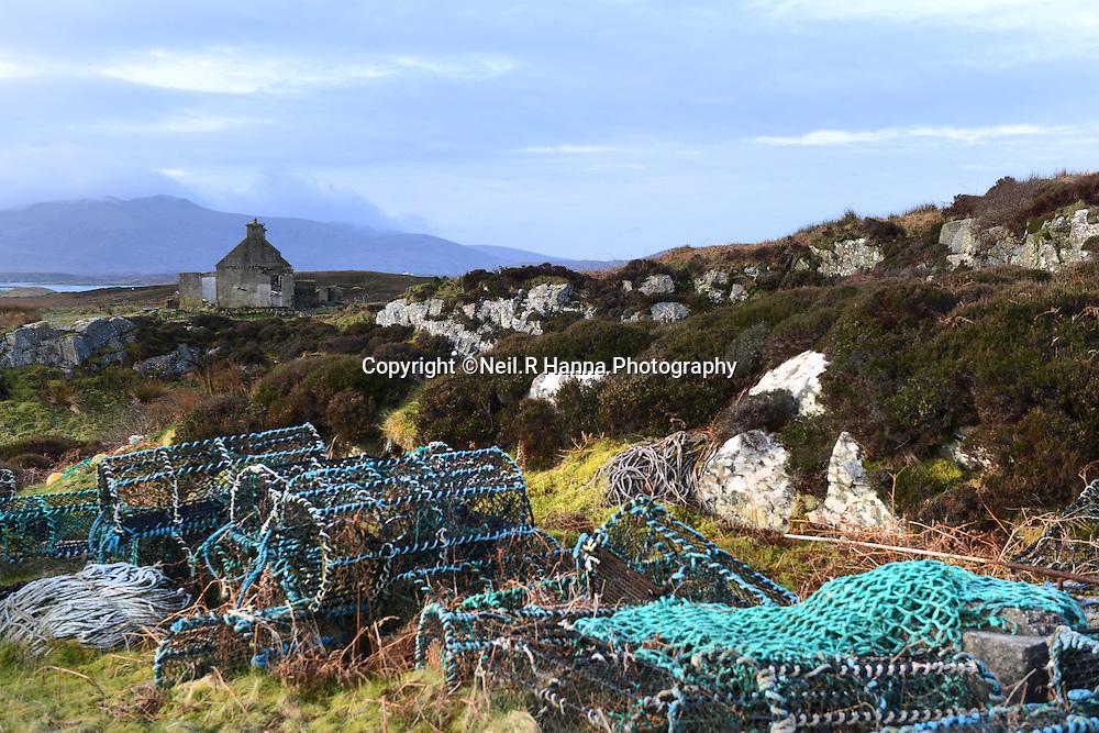 Isle of Benbecula. <br /> Pic  Neil Hanna