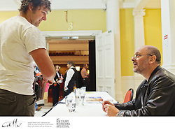 Writers and Readers Week opened with a keynote address from acclaimed Australian scientist, explorer and environmentalist, Tim Flannery at the Wellington Town Hall, as part of the New Zealand International Arts Festival.  This was followed by a reception in the Council Chambers hosted by Mayor Celia Wade-Brown.
