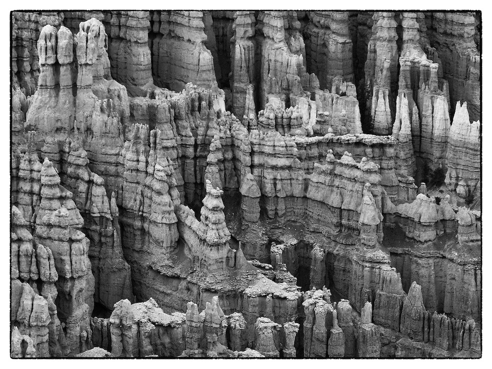 Hoodoos of Bryce Canyon National Park, Utah