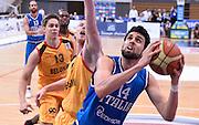 DESCRIZIONE : Trento Trentino Basket Cup Italia - Belgio<br /> GIOCATORE : Riccardo Cervi<br /> CATEGORIA : nazionale maschile senior A<br /> GARA : Trento Trentino Basket Cup Italia - Belgio<br /> DATA : 12/07/2014<br /> AUTORE : Agenzia Ciamillo-Castoria