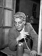 Ray McAnally at Abbey Theatre .04/09/1959 .