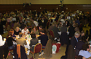 Charity Quiz night for Rapt ( Rehabilitation of Addicted Prisoners Trust) Town Hall. Hammersmith. 14  November 2005 . ONE TIME USE ONLY - DO NOT ARCHIVE © Copyright Photograph by Dafydd Jones 66 Stockwell Park Rd. London SW9 0DA Tel 020 7733 0108 www.dafjones.com