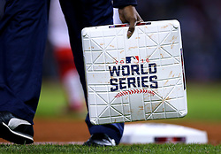 2016 World Series base, Cleveland