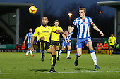Burton Albion v Wigan Athletic 140117