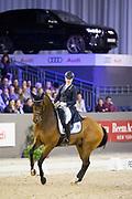 Jill Huybregts - Zamacho Z<br /> Indoor Brabant 2017<br /> © DigiShots