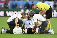 Sami Khedira<br /> Paris 02-07-2016 Parc des Princes Football Euro2016 Germany - Italy/ Germania - Italia<br /> Round of 4, Foto Matteo Gribaudi/Image Sport / Insidefoto