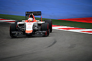October 8-11, 2015: Russian GP 2015: Will Stevens (GBR) Manor Marussia F1 Team