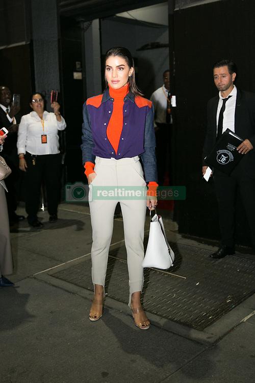 September 12, 2018 - New York, New York, United States - Laura Dern attends Calvin Klein show during New York Fashion Week on September 11, 2018 in New York City. (Credit Image: © Oleg Chebotarev/NurPhoto/ZUMA Press)