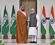 Saudi Crown Prince Al Saud India Visit