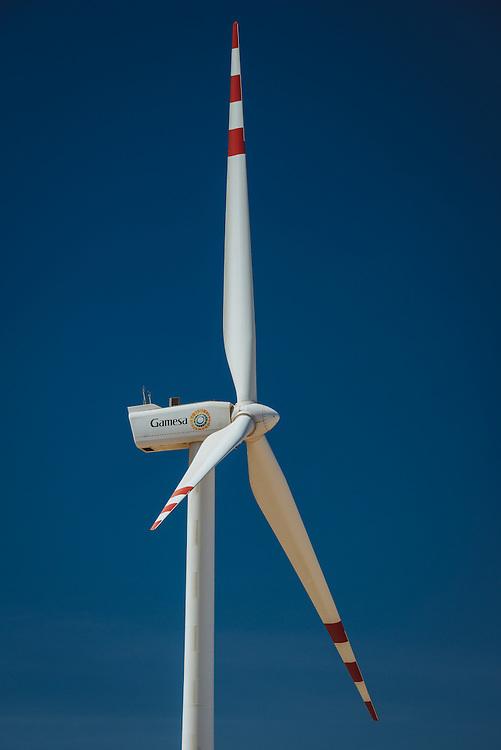 Gabal El Zeet Wind Farm in Ras Ghareb   Client: Gamesa