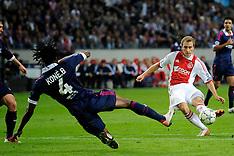 20110914 NED: Champions League Ajax - Olympique Lyonnais, Amsterdam
