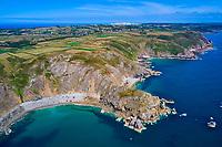 France, Manche (50), Cotentin, Cap de la Hague, Jobourg, le Nez de Jobourg// France, Normandy, Manche department, Cotentin, Cap de la Hague, Jobourg, the Nez of Jobourg