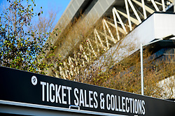 A general view of Ashton Gate Ticket Sales and Collections  - Mandatory by-line: Dougie Allward/JMP - 01/12/2019 - RUGBY - Ashton Gate - Bristol, England - Bristol Bears v London Irish - Gallagher Premiership Rugby