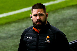 Cornell du Preez of Worcester Warriors arrives at Northampton Saints - Mandatory by-line: Robbie Stephenson/JMP - 26/10/2019 - RUGBY - Franklin's Gardens - Northampton, England - Northampton Saints v Worcester Warriors - Gallagher Premiership Rugby