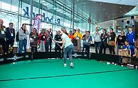 UTRECHT - Urban Hockey tijdens Nationaal Hockey Congres van de KNHB, COPYRIGHT KOEN SUYK