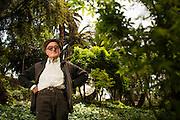 El Dr. Horacio Larrain Barros es Magister en Arqueología por la Universidad Nacional Autónoma de México (1970); Magister (M.A. 1979) y Doctor (Ph.D 1984) en Antropología Social por la State<br /> University of New York (Stony Brook). Posee estudios avanzados en Biología y Geografía (Innsbrucker Universität, Universidad Católica de Valparaíso y Santiago, y Universidad de Chile).<br /> Cuenta con más de 40 años de experiencia en el campo profesional de la Antropología Social, Arqueología, Educación Étnica y Etnohistoria andina.<br /> La estrecha relación entre la Geografía y Ecología, como escenario físico-biológico de la actividad humana, y la Antropología en sus diversas ramas y realizaciones culturales, constituye el foco de máximo interés en sus investigaciones. Santiago de Chile 15-10-2014 (©Alvaro de la Fuente/Triple.cl)