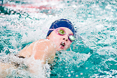 3A District Girls Swimming Prelims