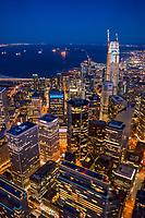 San Francisco, Downtown & Bay