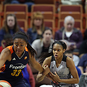 UNCASVILLE, CONNECTICUT- MAY 05:  during the San Antonio Stars Vs Connecticut Sun preseason WNBA game at Mohegan Sun Arena on May 05, 2016 in Uncasville, Connecticut. (Photo by Tim Clayton/Corbis via Getty Images)