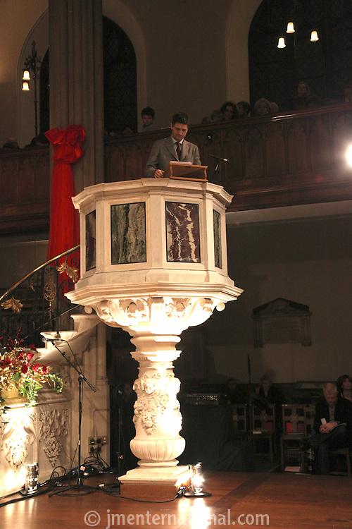 Carol Service 2009