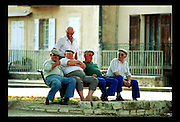 VILLAGE LIFE, APT - PROVENCE<br /> PICTURE BY PAUL DODDS