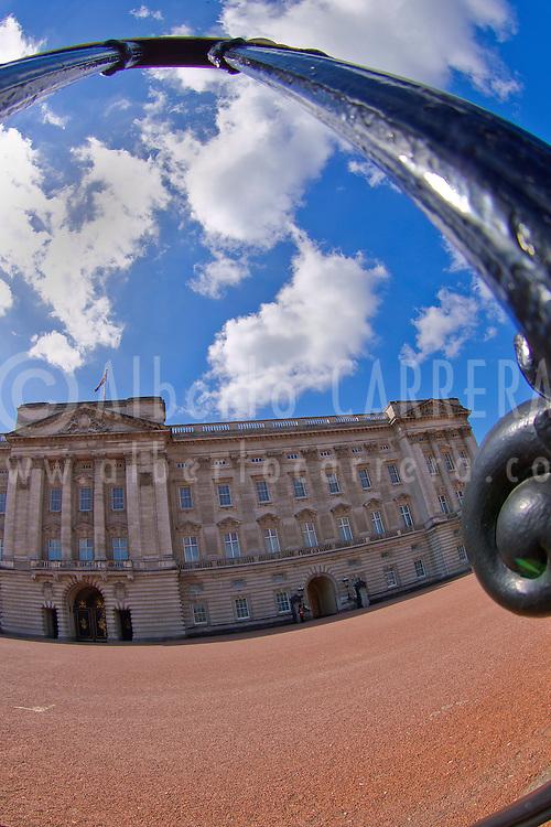 Alberto Carrera, Buckingham Palace, London, England, Great Britain, Europe