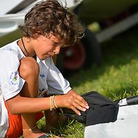Campionato Italiano O'Pen Bic 2013 Circolo Vela Arco