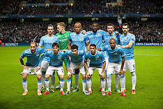 140218 Man City v Barcelona