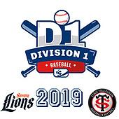 Division 1 Baseball - Regular season Game 10
