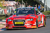 #10 Anthony Whorton-Eales AmDtuning.com with Cobra Exhausts  Audi S3 Saloon  during BTCC Practice  as part of the BTCC Championship at Brands Hatch, Fawkham, Longfield, Kent, United Kingdom. September 30 2017. World Copyright Peter Taylor/PSP.