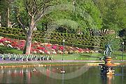 Harrisburg, Italian Lake, Uptown city park